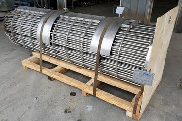 Custom Heat Exchanger Engineering & Fabrication