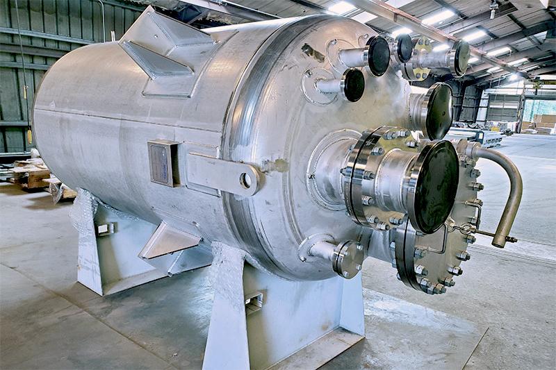 1 - ASME Pressure Vessel Fabrication 4