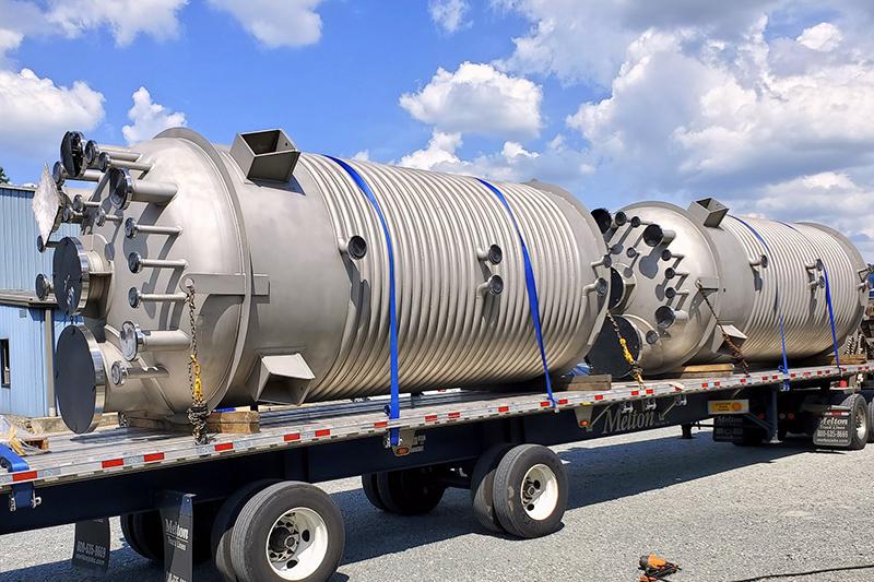 1 - Reactors Custom Engineering Fabrication