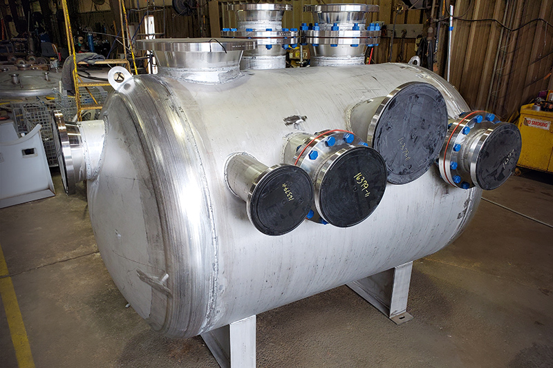10 ASME Pressure Vessel Fabrication