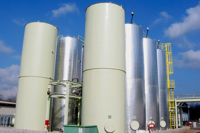2 - API Storage Tank Fabrication Services
