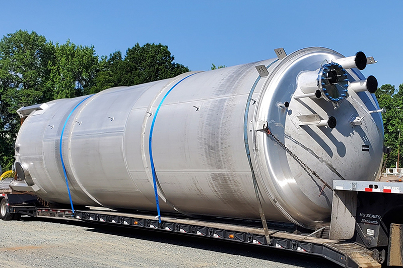 2 - Custom ASME Pressure Vessel Fabrication Services & EPC