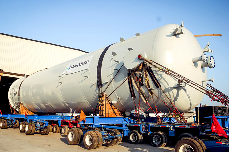 2 - Super Size ASME Pressure Vessel Fabrication