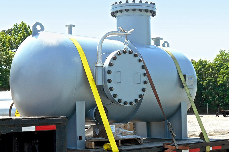 3 - Custom ASME Pressure Vessel Fabrication Services EPC 2