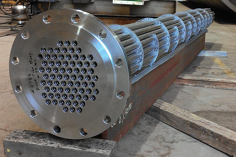 4 - Custom Tubesheet Engineering Fabrication Solutions & EPC