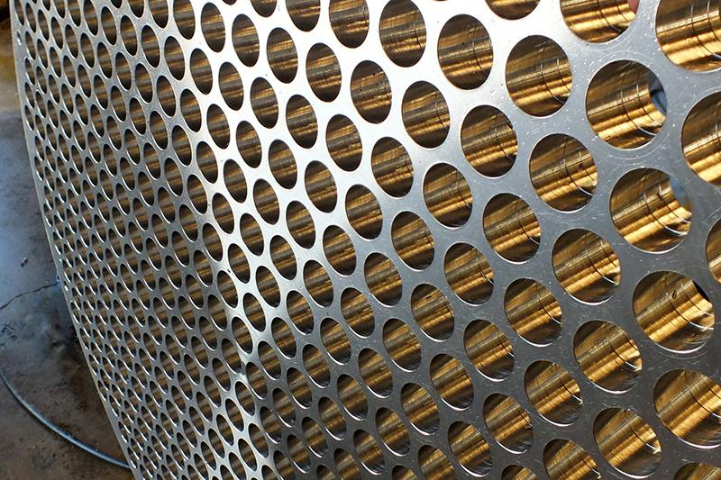 4a - Heat Exchanger - Fixed Tubesheet - Engineering Fabrication