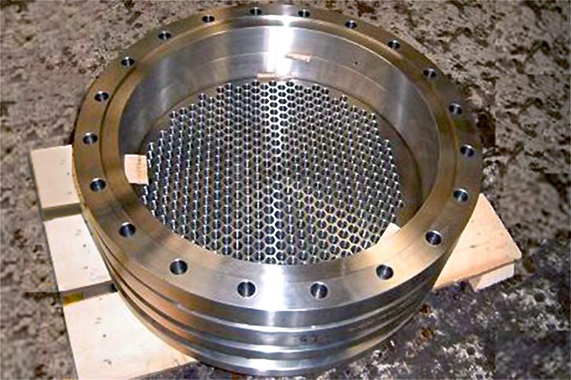 5 - Custom Tubesheet Engineering Fabrication Services