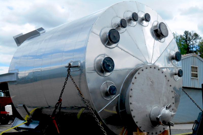 5 API Storage Tanks Engineering Fabrication Services