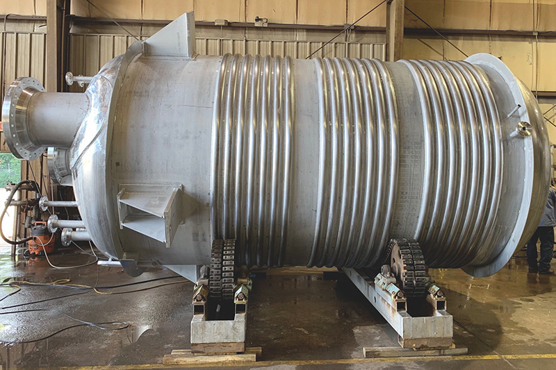7 - Reactors Engineering Fabrication EPC