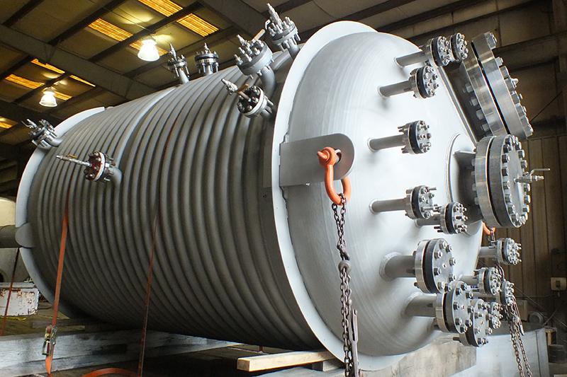 8 - Reactors Custom Engineering Fabrication