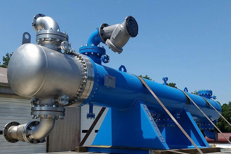 9 - Heat Exchangers Custom Engineering Fabrication