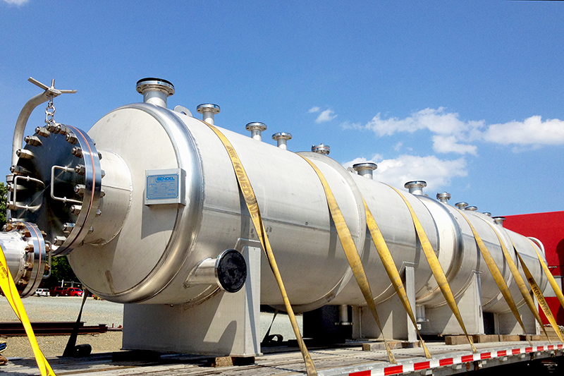 ASME Pressure Vessel Fabrication and EPC