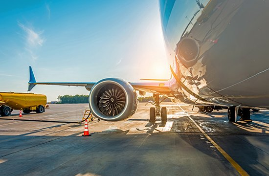 Aviation - Custom Fabrication Solutions - Fuel and Deicing Liquid Storage