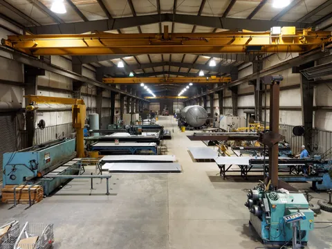 Modern Fabricating Facilities