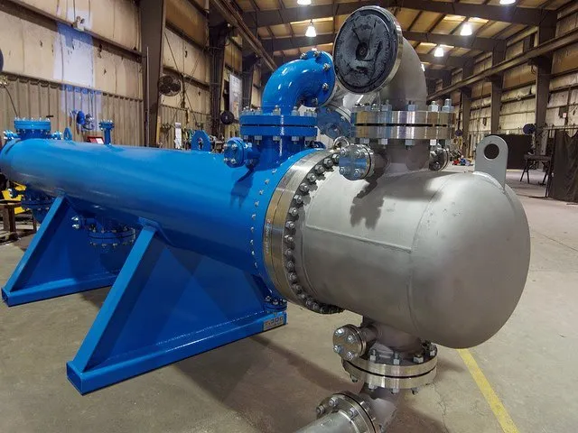 Bendel Engineers Success for another Heat Exchanger Project In the Southeast