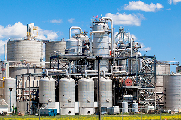 Biofuels Processing Industry - Fabrication