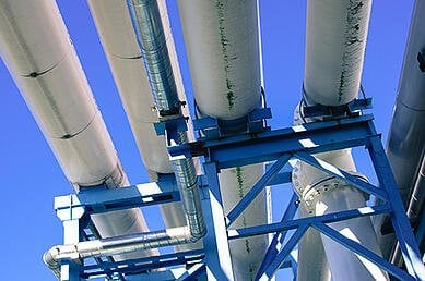 Process Pipe Fabrication - Engineering Fabrication Services