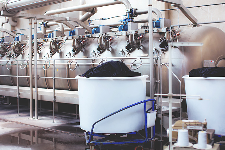 Textile Industry - Fabrication Solutions
