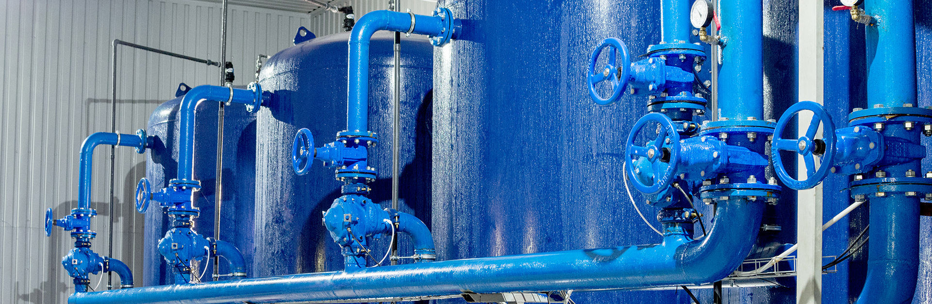 Water/Wastewater Treatment Industry Fabrication Solutions | Bendel
